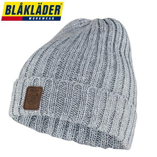 ブラックラダー BLAK LADER 防寒 ヘッドキャップ REFLECTIVE KNIT BEANIE 2027-2802