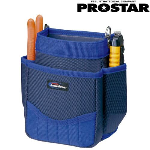 万能パーツポケット L PS-04R 腰袋 合成繊維 釘袋