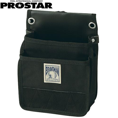 電工用腰袋 2段 S PKS-300S 腰袋 キャンバス地 釘袋
