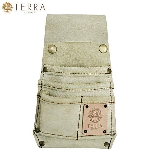 ウエストバッグ 小 TR-40BE 腰袋 レザー 釘袋