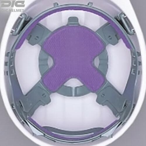 SYA-II用 JFS内装一式(樹脂成形内装 E1ワンタッチ耳あごひもセット) SYA-II用 JFS内装一式(E1ワンタッチ耳あごひもセット) 交換用内装 工事用 土木 建築