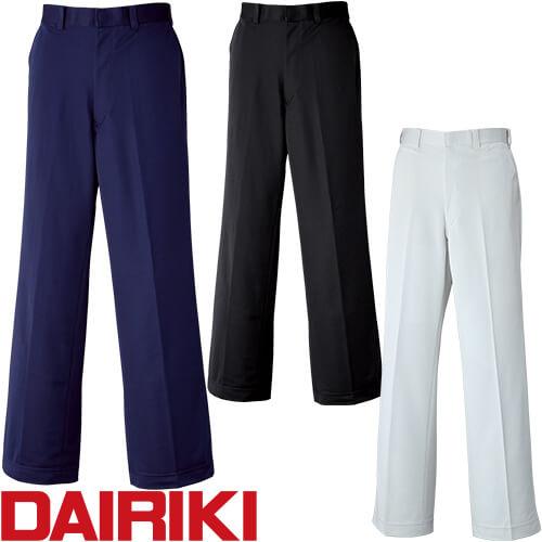 DAIRIKI ダイリキ FE21005 ノータックスラックス 21005 作業着 通年 秋冬