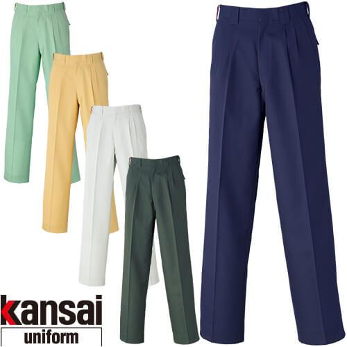 kansai uniform カンサイユニフォーム K80805 スラックス 80805 作業着 通年 秋冬