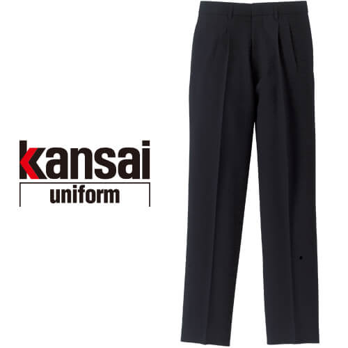 kansai uniform SOFT WORK カンサイユニフォームソフトワーク KS-245 スラックス(メンズ) 02455 作業着 通年 秋冬
