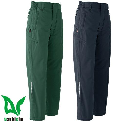 パンツ(ノータック脇シャーリング) E61200 作業着 防寒 作業服
