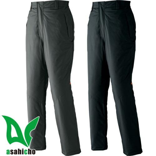 防水防寒パンツ(ノータック脇シャーリング) 66000 作業着 防寒 作業服