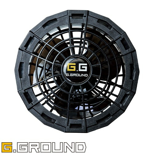 G.GROUND ファンセット 16001 作業着 作業服 春夏