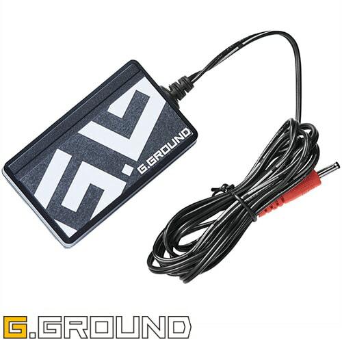 G.GROUND 充電器 16004 作業着 作業服 春夏