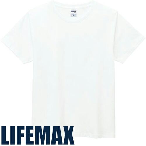 5.3オンスユーロTシャツ(ホワイト) MS1141W 半袖Tシャツ