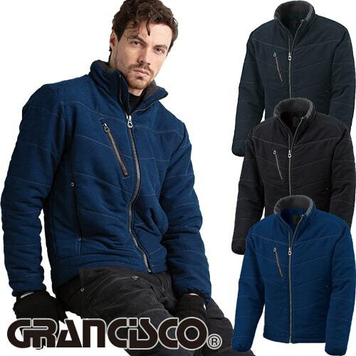 GRANCISCO グランシスコ 防寒ジャケット GC-5100 作業着 防寒 作業服