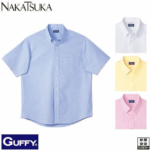 半袖シャツ GU2100 作業着 通年 秋冬