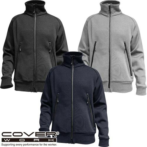 防風ラミネートジャケット TMF-6515 作業着 防寒 作業服