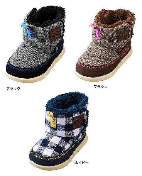 2016年秋冬新作【SALE】 子供靴  ベビーブーツ イフミーIFME 30-6709