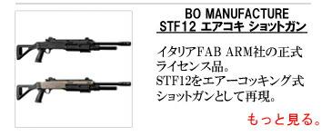 FABARM STF12 エアーショットガン