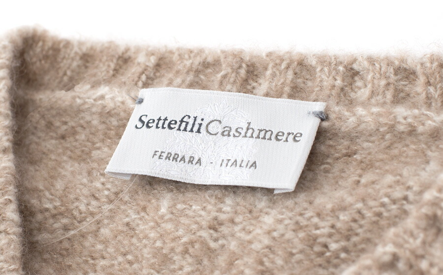 Settefili Cashmere セッテフィーリ カシミア