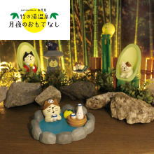 竹の湯温泉 月夜のおもてなし