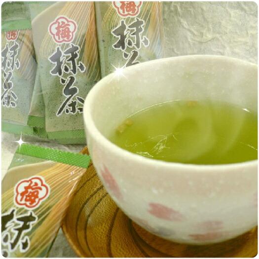 お徳用 梅抹茶(50袋入り)