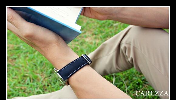 モレラート社製時計ベルトカレッツァ