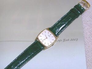 時計ベルトをモレラートのアマデウスに交換したSEIKO