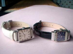 時計ベルトをモレラートのシンに交換したセイコー