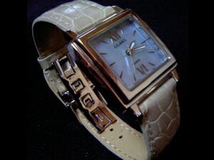 時計ベルトをモレラートのLIVERPOOLに交換したCASIO LILANA