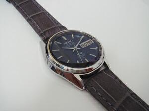 時計ベルトをモレラートのボーレに交換したキングセイコー52ks sp