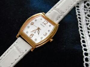 時計ベルトをモレラートのボーレに交換したセイコールキア