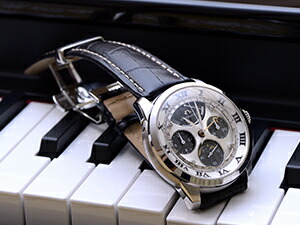 時計ベルトをモレラートのPLUSに交換したシチズンカンパノラCTY57-1212