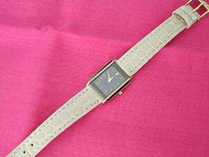 時計ベルトをモレラートのリバプールに交換したセイコーLASSALE