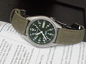時計ベルトをモレラートのコーデュラ・ツーに交換したSEIKO AUTOMATIC SNX425K