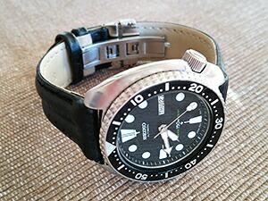 時計ベルトをモレラートのスピードに交換したSEIKO 6309 7040