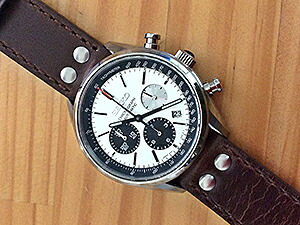 時計ベルトをカシスのコモドに交換したSEIKO SDGZ013