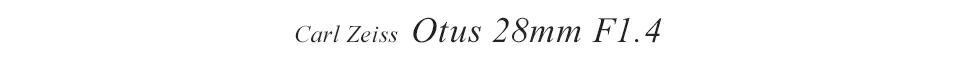 Carl Zeiss Otus 28mm F1.4