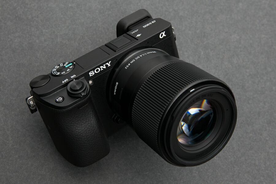 sigma 30mm f1.4 dc dn ファームウェア
