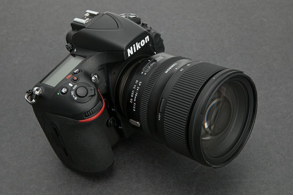 TAMRON SP 24-70mm F2.8 Di VC USD G2