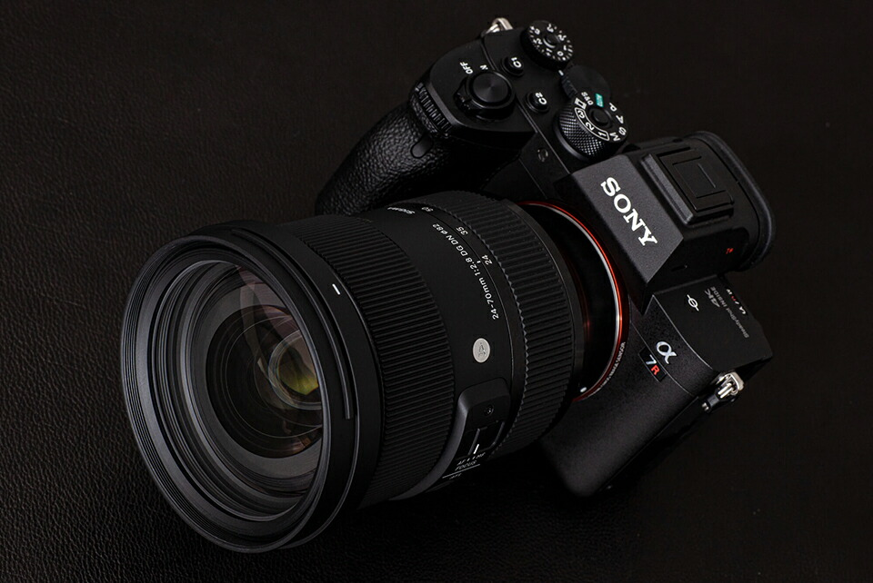 SIGMA Art 24-70mm F2.8 DG DN