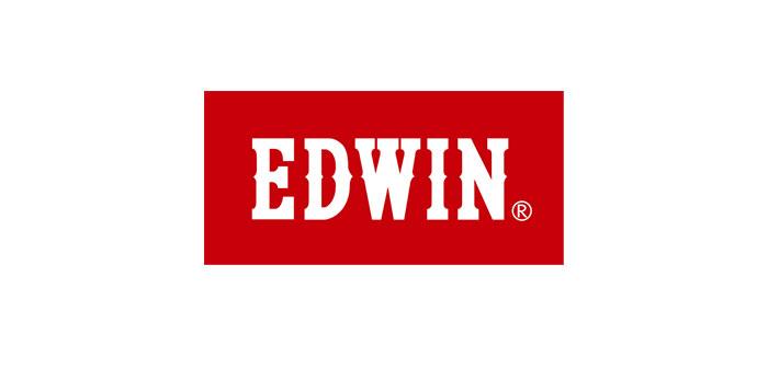 EDWIN レインスニーカー