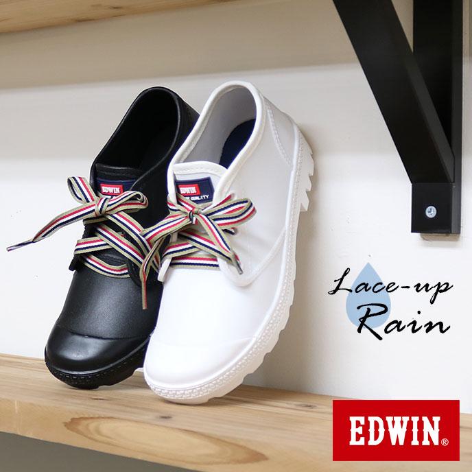 EDWIN エドウィン レインスニーカー