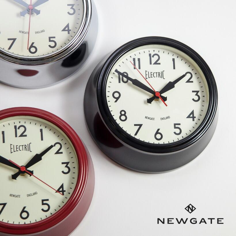 NEWGATE ニューゲート 掛け時計 時計 壁掛け SMALL ELECTRIC クロック おしゃれ