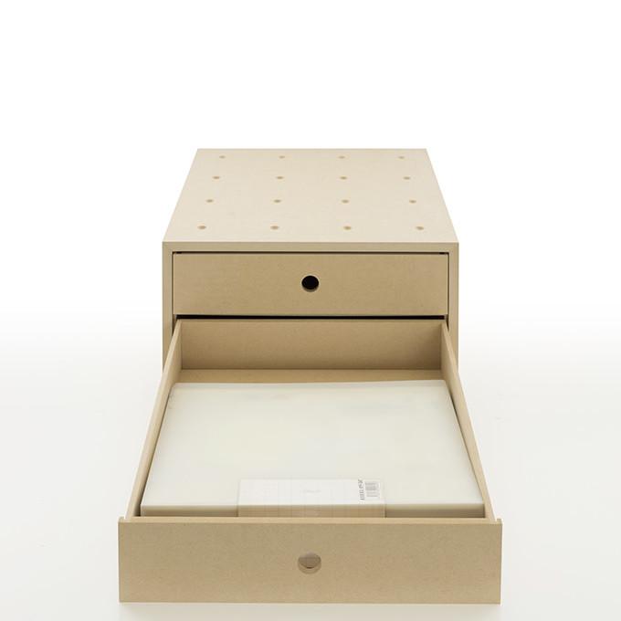 A4書類引き出し収納ボックス