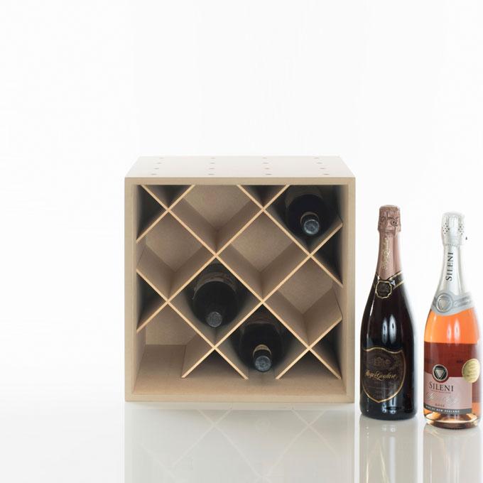 ワイン収納ボックス