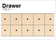 Drawerシリーズ
