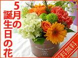 誕生日の花