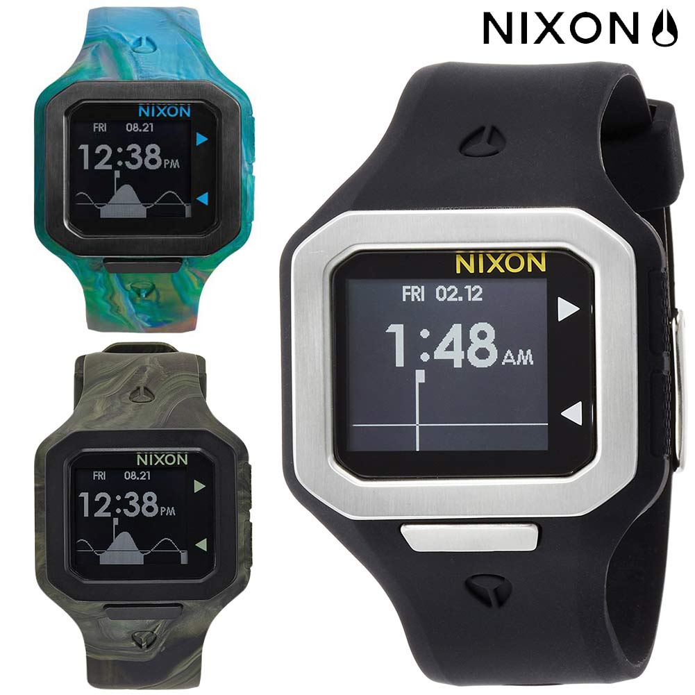 NIXON 腕時計 Supertide