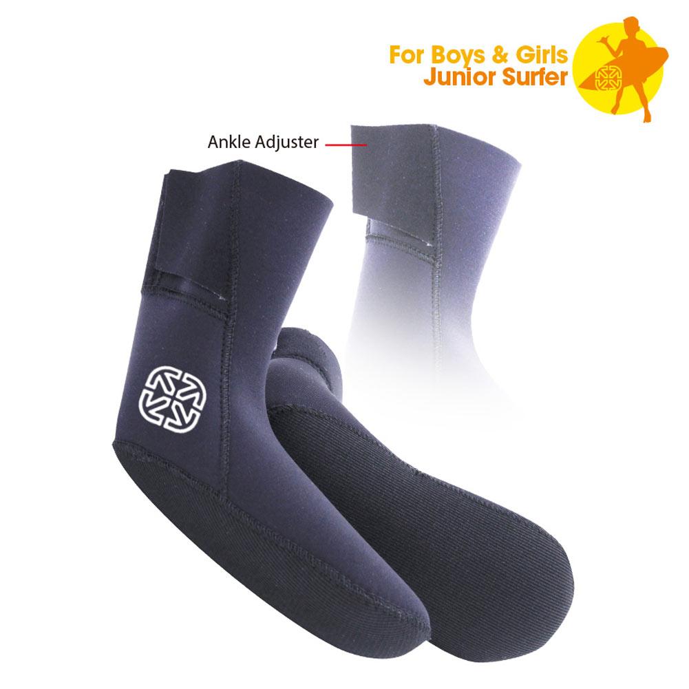 Surf Socks 3mm キッズ用