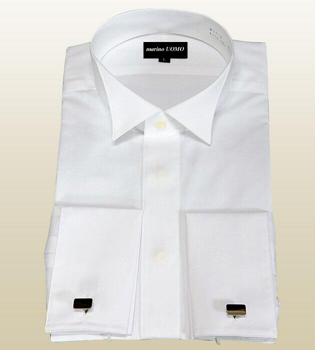 Marino Rakuten Global Market Color Dress Shirt White