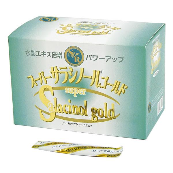 スーパーサラシノールゴールド顆粒2g×90包(スティック)
