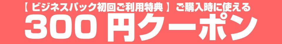 300円OFFお買いものクーポン