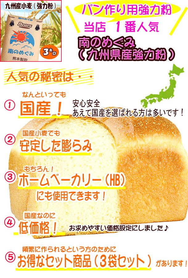 粉 フランス パン 用