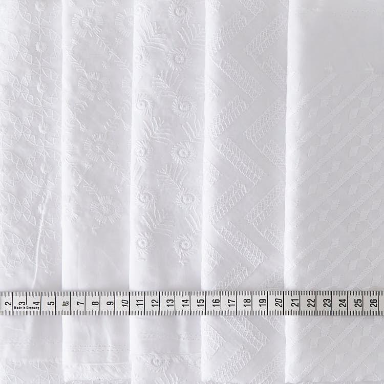 コットン刺繍